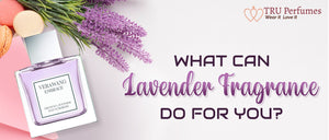 WHAT CAN LAVENDER FRAGRANCE DO FOR YOU?