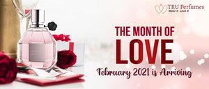 THE MONTH OF LOVE FEBRUARY 2021 IS ARRIVING