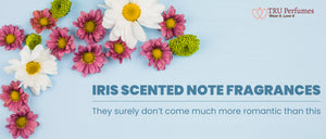 IRIS SCENTED NOTE FRAGRANCES THEY SURELY DON'T COME MUCH MORE ROMANTIC THAN THIS