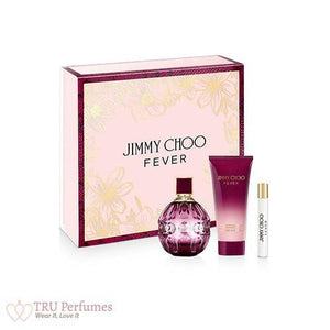 Jimmy Choo Fever 3Pc Gift Set for Women by Jimmy Choo
