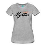 MAGIC WHEELS MYSTIC Women's Premium T-Shirt - heather gray