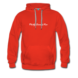 PHILLY HOODY - red
