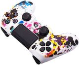 Playtyme PS4 Silicone Controller Skin - Graffiti