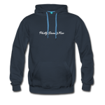 PHILLY HOODY - navy