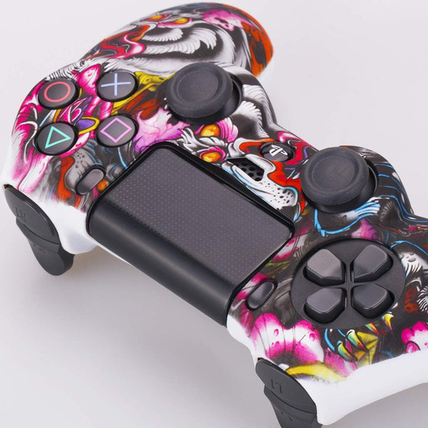 Playtyme PS4 Silicone Controller Skin - DRAGOON