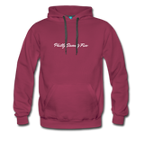 PHILLY HOODY - burgundy