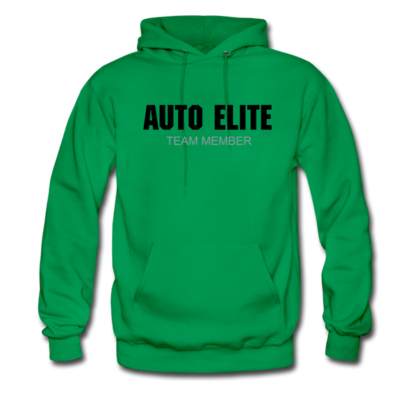AECC Men's Hoodie - kelly green