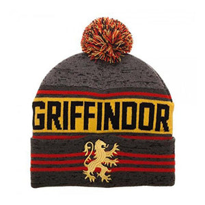 Harry Potter Gryffindor pom hat