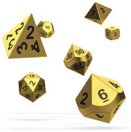 Oakie Doakie Metal Aurym Dice Set
