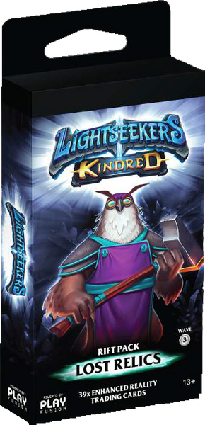 Lightseekers Kindred Rift Pack Lost Relics Pack