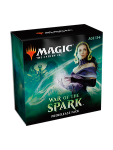 War of the spark Prerelease Kits