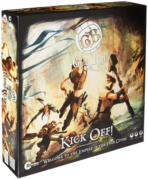 Guild Ball: Kick off 2p Guild Ball Board Game