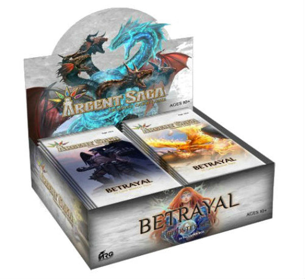 Argent Saga Betrayal Booster Box