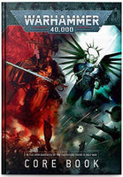 Warhammer 40k Core Rule book New Edition