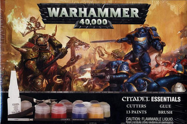 Warhammer 40K Citadel Essentials Kit