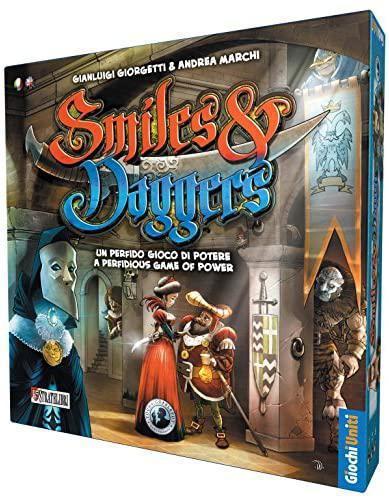 Smiles & Daggers Card game