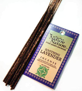 Nature Soothing Lavender Resin Stick