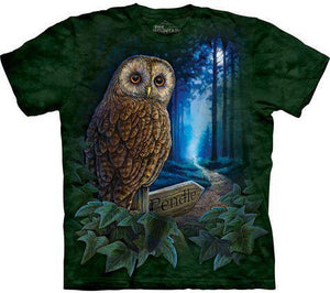 The Way of the Witch Owl T-Shirt 3XL