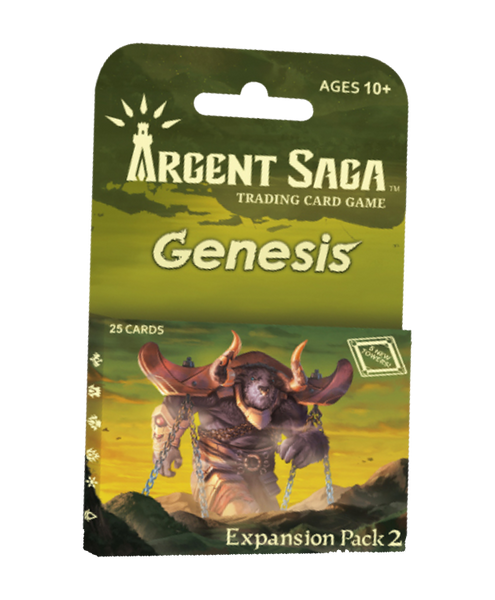 Argent Saga Genesis Expansion Pack 2