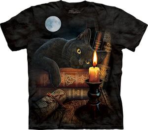 The Witching Hour Cat t-shirt Small