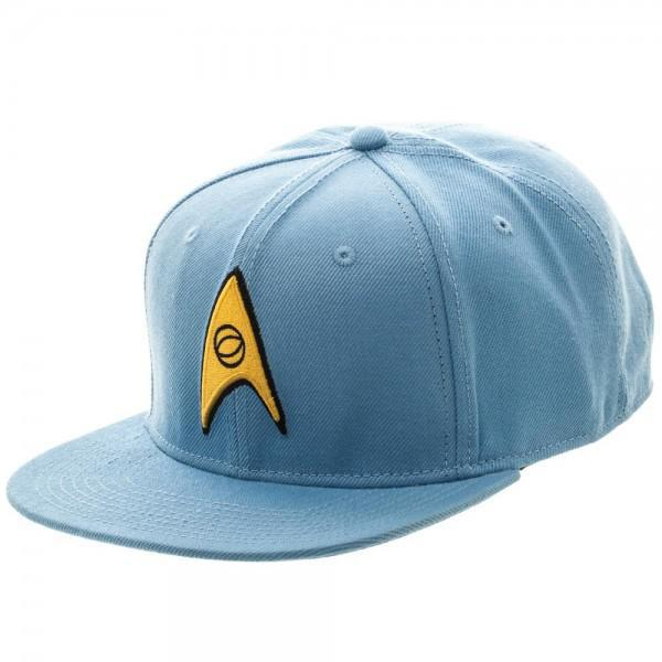 Star Trek Science Blue Snapback