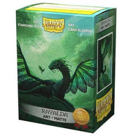 Dragon Shield 100ct Box Matte Art Rayalda