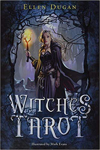 Witches Tarot Deck by M Evans