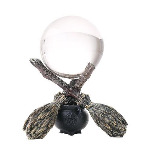 Three Brooms Crystal Ball