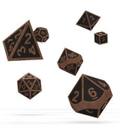 Oakie Doakie Metal Steampunk Dice Set