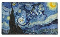 Dragon Shield Playmat Sleeves Starry Night