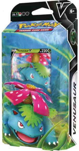Pokemon Venusaur V Battle Deck