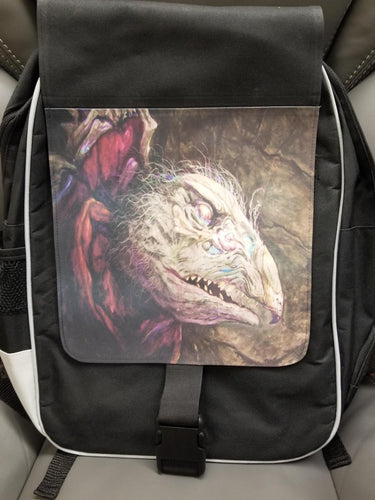 Dark Crystal Themed Backpack