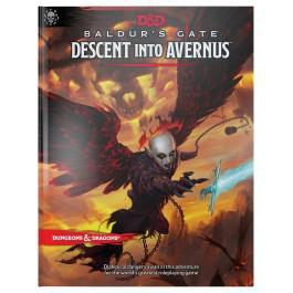 D&D Adventure Baldur's Gate: Descent into Avernus