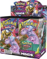 Pokemon Unified Minds Booster Pack