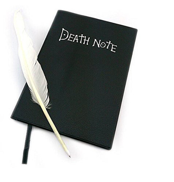 Death Note Anime Journal