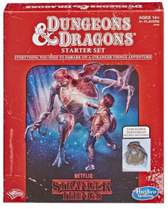 Stranger Things D&D starter set