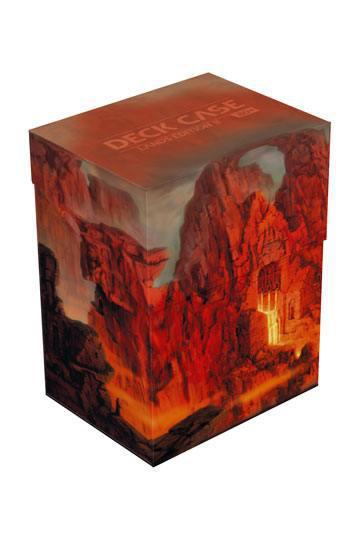 Ultimate Guard Deck Case 80+ Lands Edition II Mountain