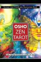 Osho Zen Tarot Deck and Book