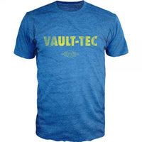 2XL Vault Tec Blue Shirt