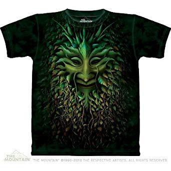 Greenman T-Shirt 4XL