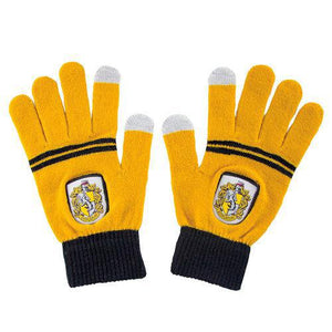 Hogwarts House Gloves-Hufflepuff