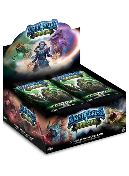 Lightseekers Uprising Booster Pack