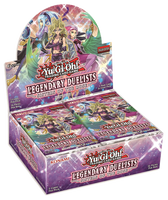 Yugioh Legendary Duelists Sisters of the Rose Pack