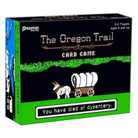 The Oregon Trail Card Game