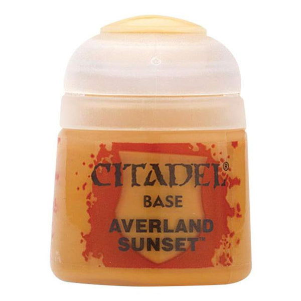 Citadel Averland Sunset Base Paint