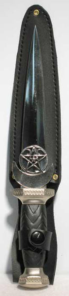 Hecate Goddess Pentacle Athame