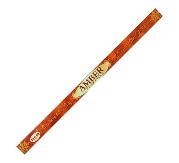 Hem Amber Stick Incense