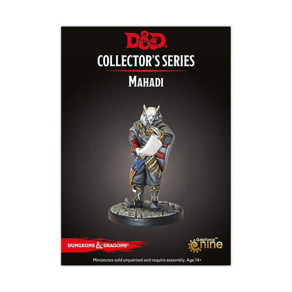 D&D Collector's Series Mahadi Figurine