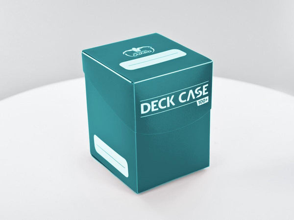 Ultimate Guard 100ct deck box Petrol