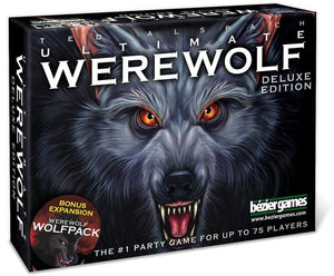 Ultimate Werewolf Deluxe Edition Game